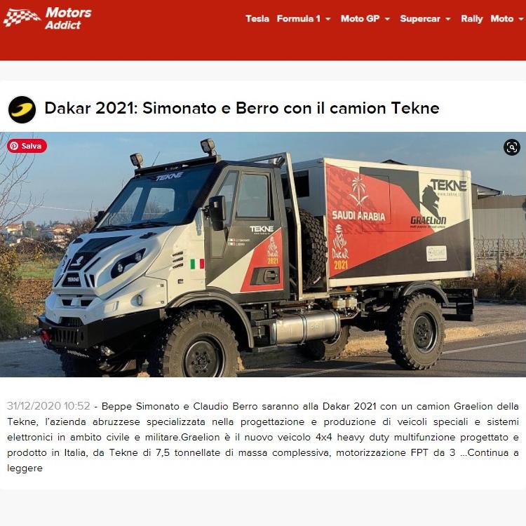 DakarMotorsAddict