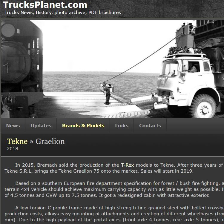 GraeTrucksPlanet