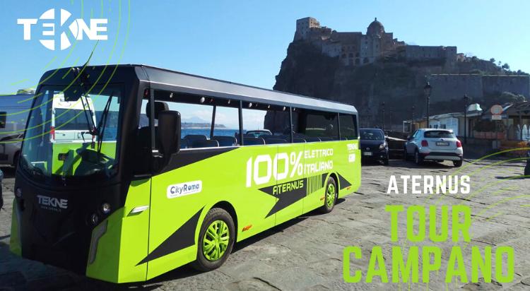 Aternus in Capri and Ischia