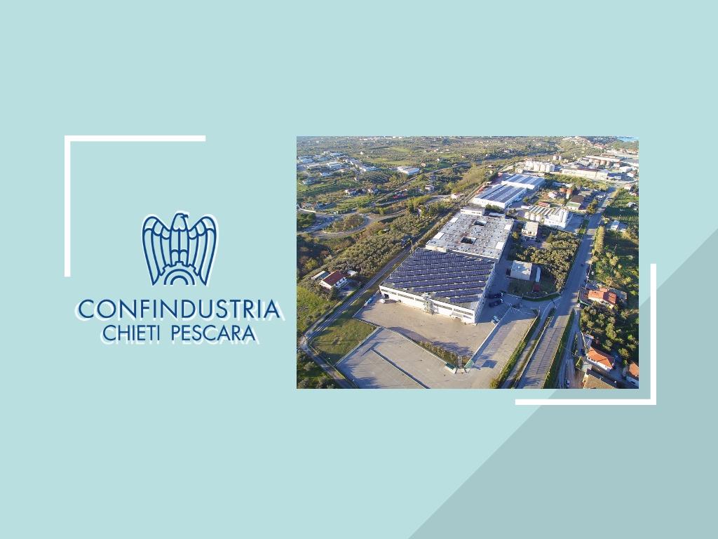 Siamo in Confindustria Chieti Pescara