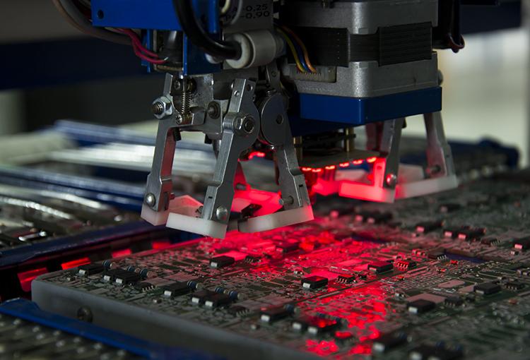 tekne competenze elettronica