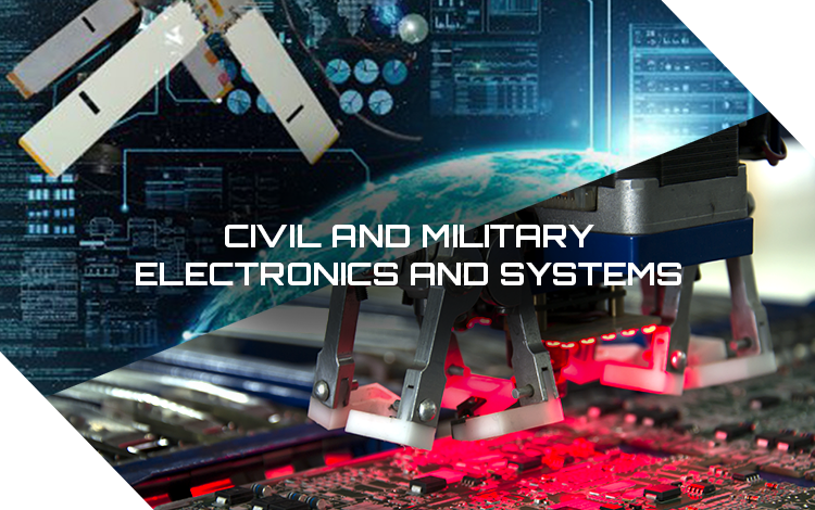 civil military electronics systems